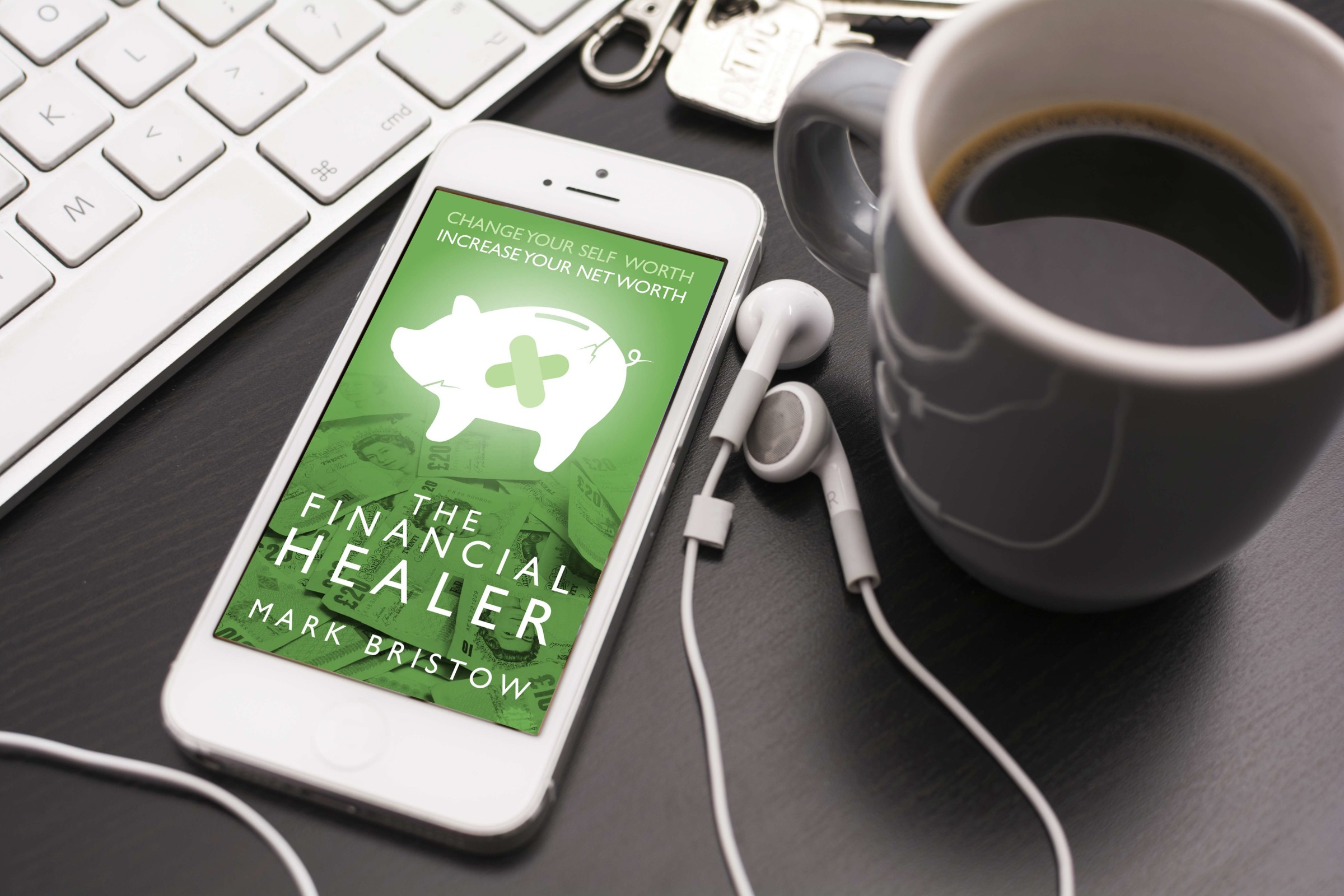 financial healer selfhelp book mobile kindle